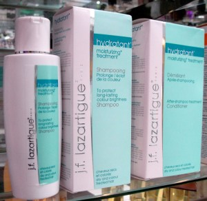 J.F. Lazartigue Moisturizing Shampoo