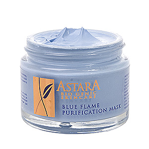 The girls at Thompson Alchemists wearing Astara Blue Flame Purification Mask