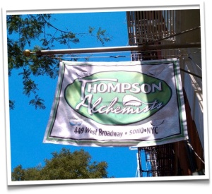Thompson Alchemists located in Soho NYC carries the finest health & beauty items from around the globe