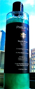 Philip B Nordic Wood Body Wash