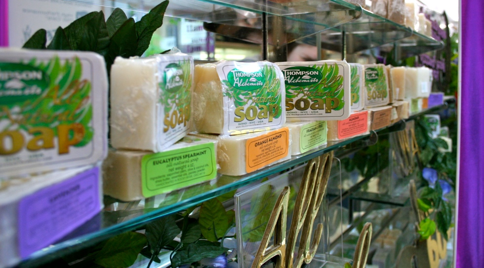 Thompson Alchemists Soap