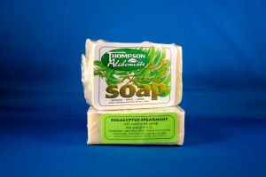 Thompson Alchemists Soap: Eucalyptus Spearmint
