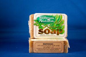 Thompson Alchemists Soap: Oatmeal