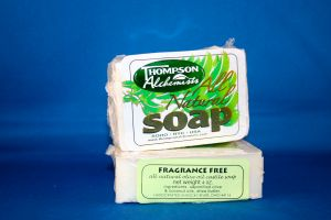 Thompson Alchemists Soap: Fragrance Free
