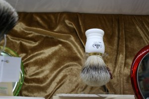 100% natural shaving brushes from Joris and Plisson