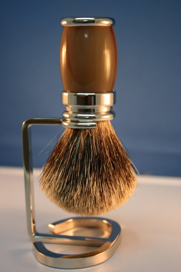 men's shaving brush