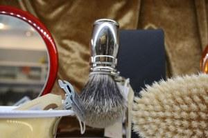mens shaving brushes from Joris and Plisson