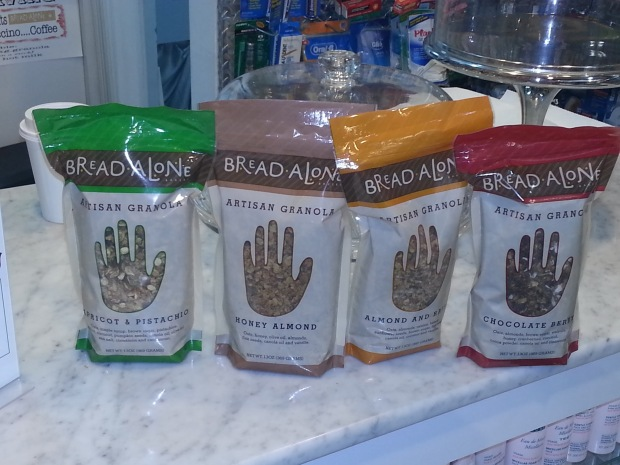 Granola From Bread Alone Organic Bakery