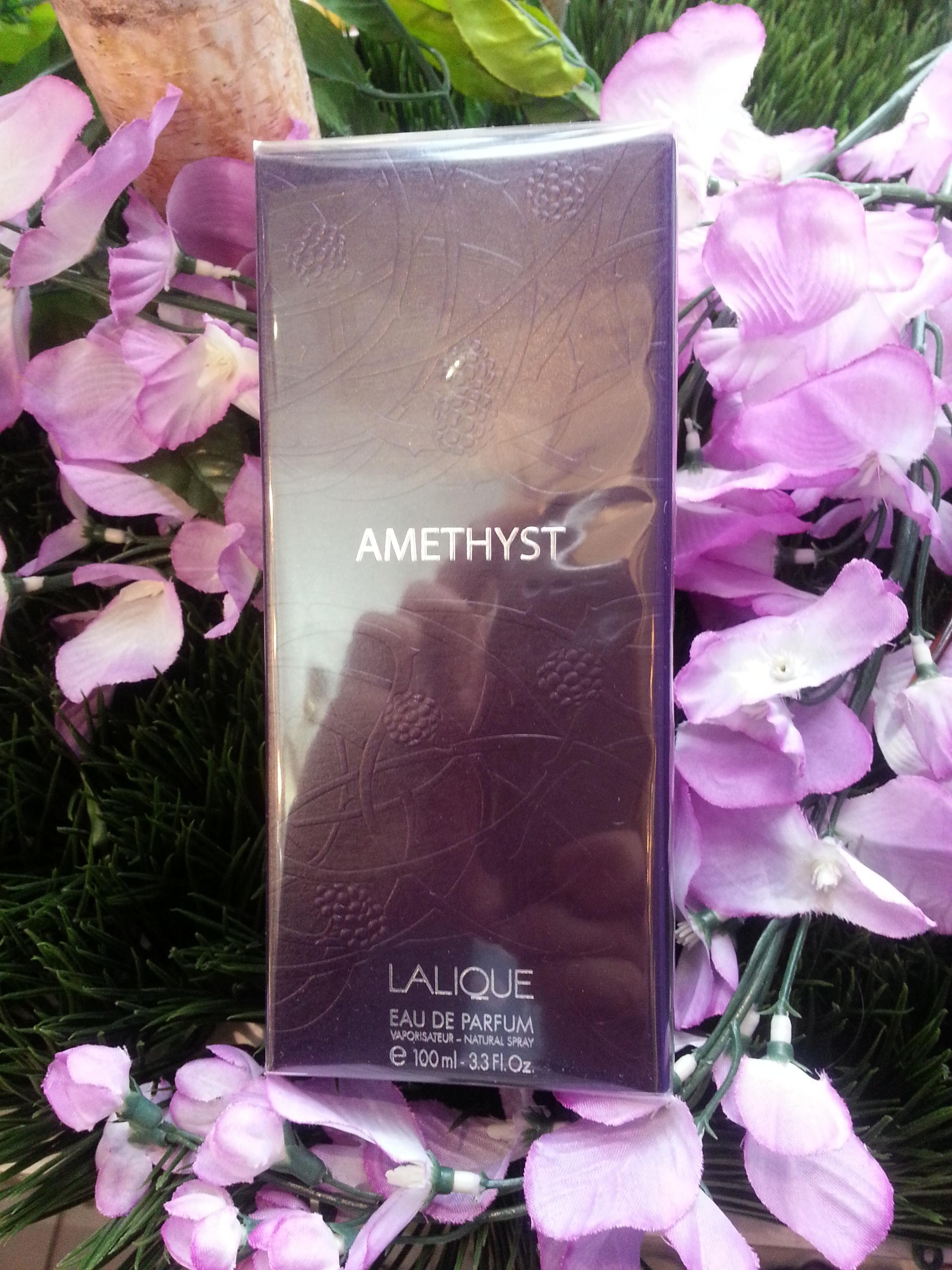 Lalique - Amethyst