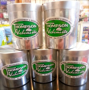Thompson Alchemists candles