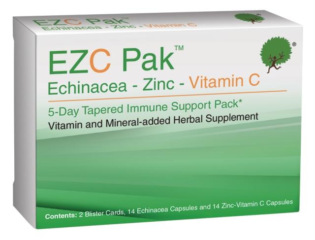 Echinacea - Zinc - Vitamin C