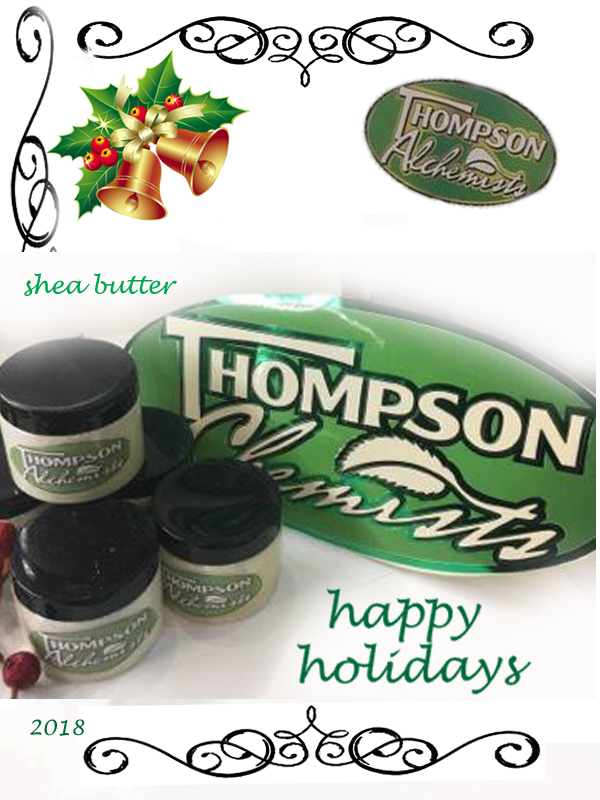 Thompson Alchemists Shea Butter