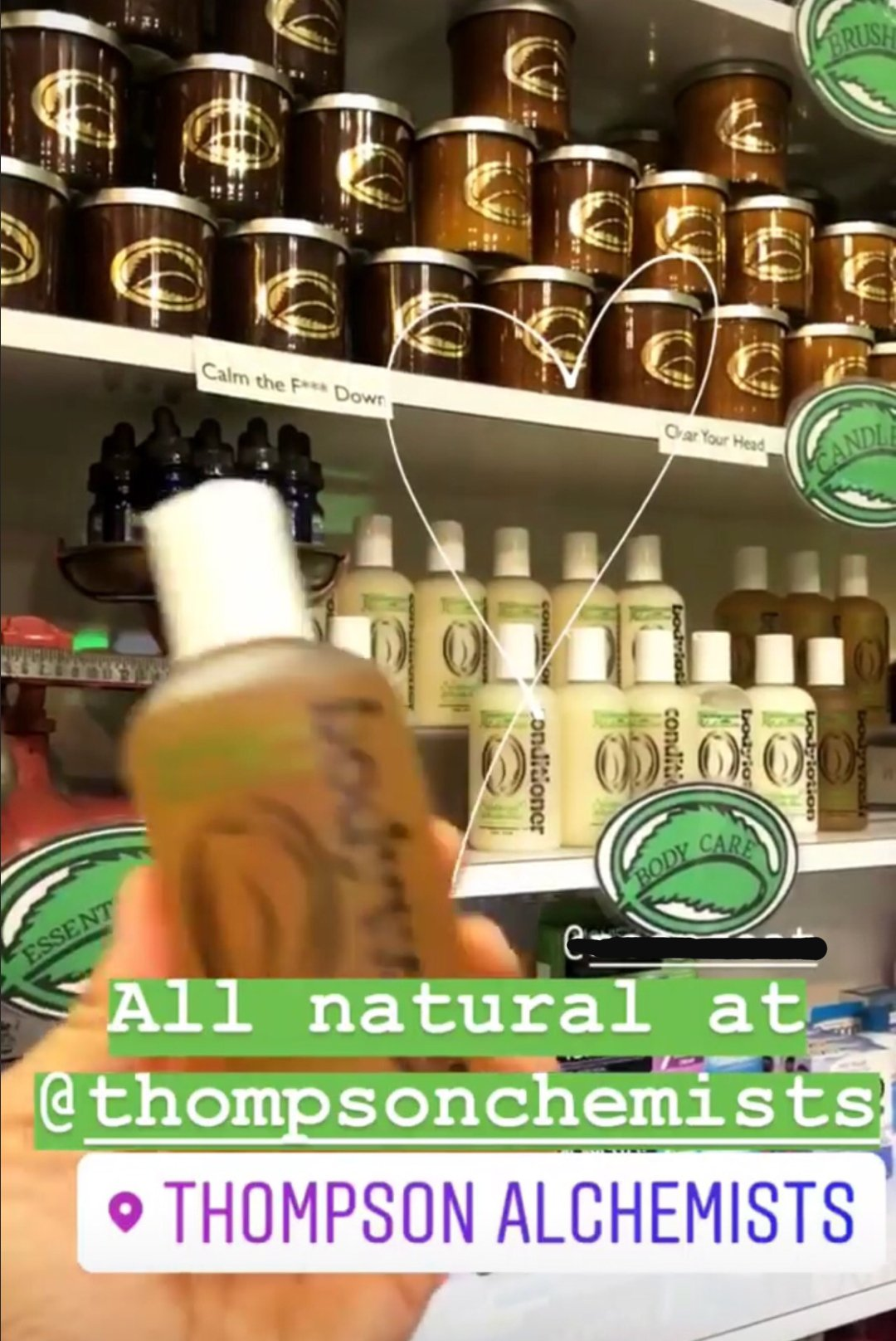 Thompson Alchemists Brand