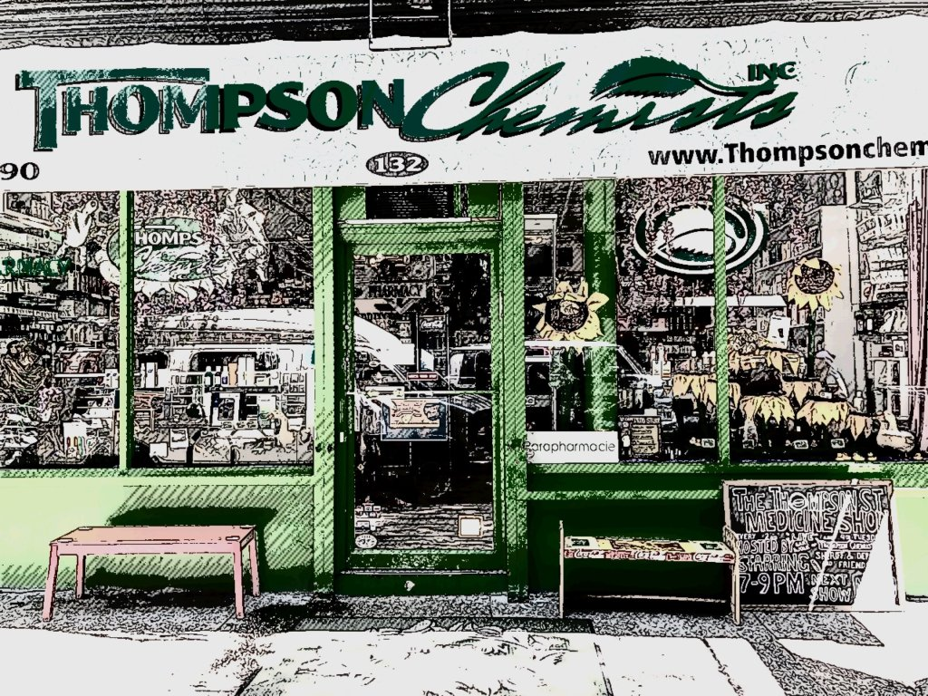 Thompson Alchemists