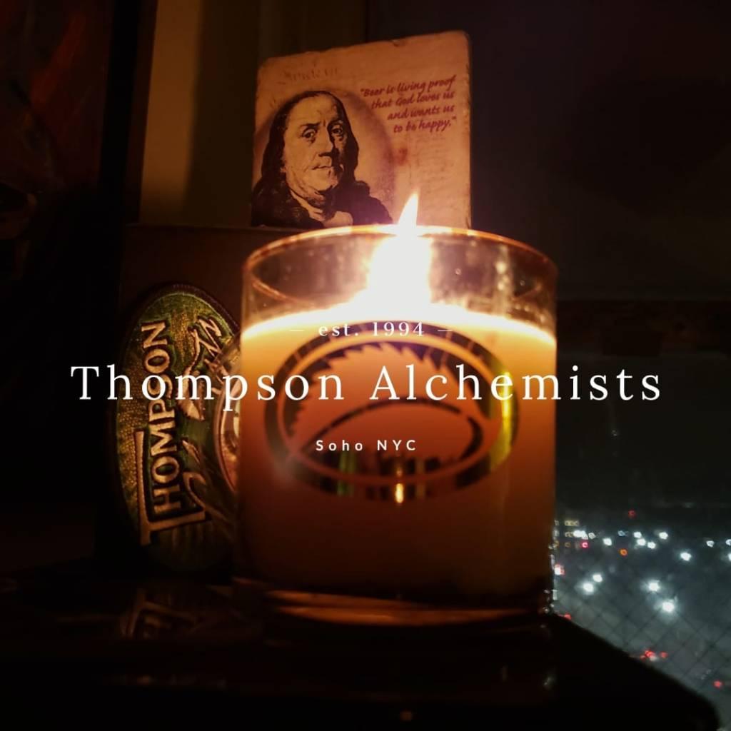thompson alchemists candles