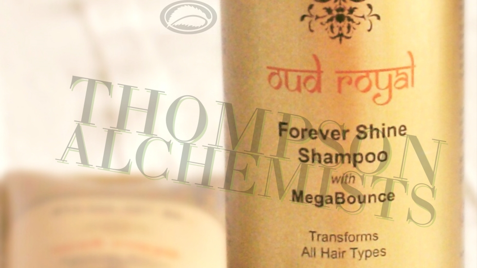 Oud Royal Forever Shine Shampoo