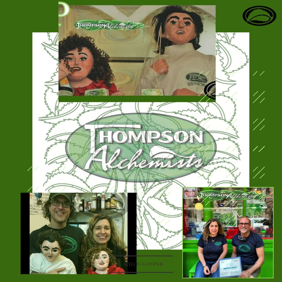 Gary and Jolie Alony of Thompson Alchemists